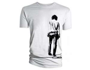 "The Doors koszulka T-shirt ""Solitary"""