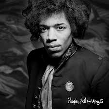 "Jimi Hendrix ""People, Hell and Angels"" płyta winylowa, vinyl"