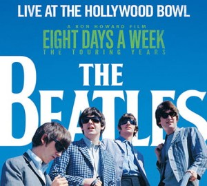 The Beatles - Live at Hollywood Bowl  )Eight days a week) płyta CD