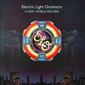 Electric Light Orchestra - A new world record - płyta winylowa (winyl)