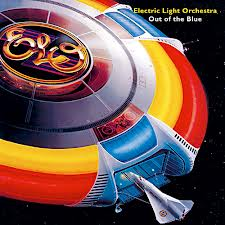 "Electric Light Orchestra ""Out Of The Blue"" CD"