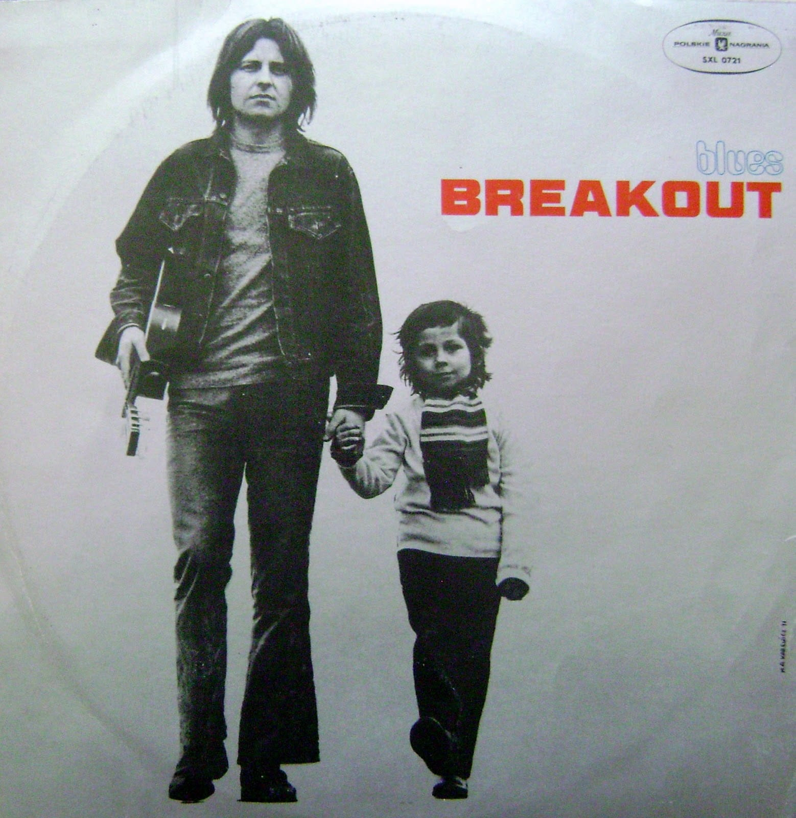Breakout Blues Płyta Winylowa Winyl Rocksklep Pl