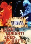 NIRVANA LIVE! TONIGHT! SOLD OUT! DVD DISC