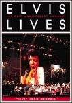 ELVIS PRESLEY ELVIS LIVES:THE 25TH ANNIVERSARY CONCERT-LIVE DVD DISC