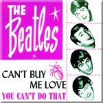 The Beatles magnes na lodówkę Can't Buy Me Love