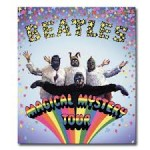 BEATLES, THE MAGICAL MYSTERY TOUR DVD BLU-RAY DISC