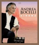Bocelli, Andrea Cinema Dvd Disc