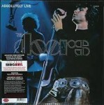 DOORS, THE  ABSOLUTELY LIVE  VINYL ALBUM
