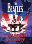 BEATLES, THE THE FIRST U.S. VISIT (PAL) DVD DISC