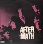 "The Rolling Stones ""Aftermath"" UK remastered CD"