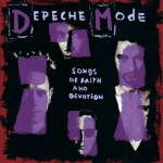 Depeche Mode - Songs Of Faith And Devotion płyta winylowa winyl