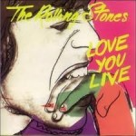 "The Rolling Stones "" Love You Live"" remastered CD"