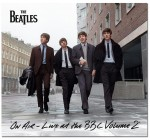 BEATLES ON AIR: LIVE AT THE BBC VOL. 2 CD ALBUM