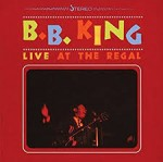 KING, B.B. LIVE AT THE REGAL LP. VINYL ALBUM płyta winylowa