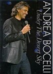BOCELLI, ANDREA  UNDER THE DESERT SKY  DVD DISC