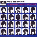 BEATLES, THE A HARD DAY'S NIGHT CD ALBUM