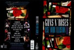 GUNS N' ROSES USE YOUR ILLUSION II DVD DISC
