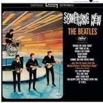 BEATLES SOMETHING NEW CD ALBUM