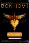 BON JOVI GREATEST HITS-ULTIMATE COLLECTION (PL) DVD DISC