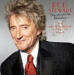 "Rod Stewart ""Thanks For The Memory..The Great American Songbook"" Vol. Iv"" Cd"