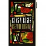 GUNS N' ROSES USE YOUR ILLUSION I DVD DISC