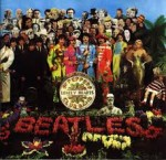 "The Beatles ""Sgt.Pepper's Lonely Hearts Club Band"" CD"