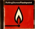 "The Rolling Stones ""Flashpoint"" remastered CD"