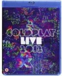 Coldplay, Live 2012 (Blu-Ray+Cd) - Limited Dvd Disc