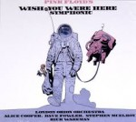 VARIOUS PINK FLOYD'S WISH YOU WERE HERE SYMPHONIC CD ALBUM