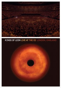 Kings of Leon - Live at The O2 płyta DVD