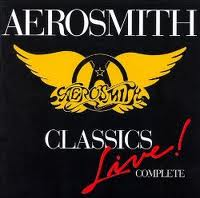 "Aerosmith ""Classsics Live Complete: Cd"