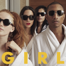 Pharrell Williams - Girl  Płyta Winylowa (Winyl)