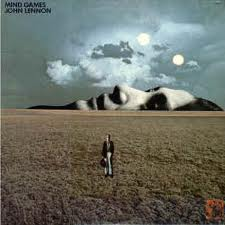 "John Lennon ""Mind Games"" Cd"