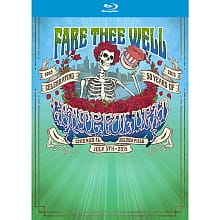 GRATEFUL DEAD FARE THEE WELL (2BLU-RAY) DVD BLU-RAY DISC