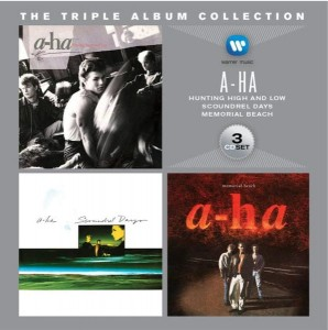 A-HA TRIPLE ALBUM COLLECTION CD ALBUM