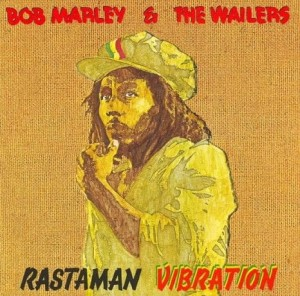 "Bob Marley & The Wailers ""Rastaman Vibration"" CD remastered"