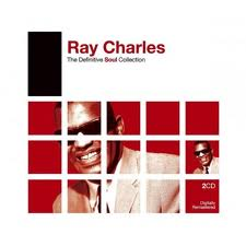 "Ray Charles "" The Definitive soul collection "" cd"
