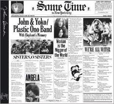 "John & Yoko/Plastic Ono Band ""Sometime In New York City"" Cd"