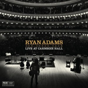 Ten Songs from Live at Carnegie Hall - Ryan Adams  winyl płyta winylowa LP