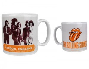 The Rolling Stones kubek