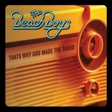 "The Beach Boys ""That's why God made the radio"" płyta winylowa (winyl singiel)"