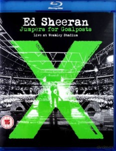 Ed Sheeran - Jumpers for Goalposts Live  Blu-Ray DVD