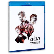 A-HA MTV UNPLUGGED - SUMMER SOLSTICS DVD BLU-RAY DISC