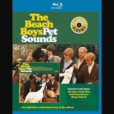 BEACH BOYS, THE PET SOUNDS DVD BLU-RAY DISC