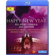 BECZAŁA, PIOTR HAPPY NEW YEAR 2013 DVD BLU-RAY DISC