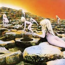 LED ZEPPELIN HOUSES OF THE HOLY VINYL ALBUM