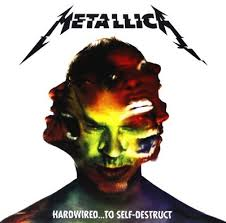 METALLICA HARDWIRED...TO SELF-DESTRUCT 2LP VINYL ALBUM