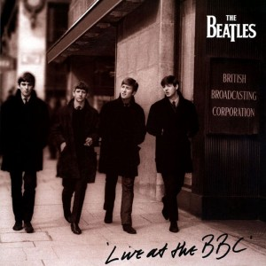 BEATLES LIVE AT THE BBC CD ALBUM