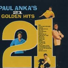 "Paul Anka ""Paul Anka'S 21 Golden Hits"" Cd"