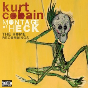 COBAIN, KURT MONTAGE OF HECK: THE HOME RECORDINGS 2LP VINYL ALBUM